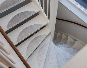 rvs trapmaantjes